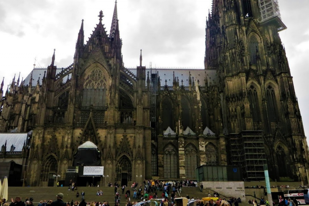 Cologne Cathedral – Most Beautiful Gothic Building of Germany